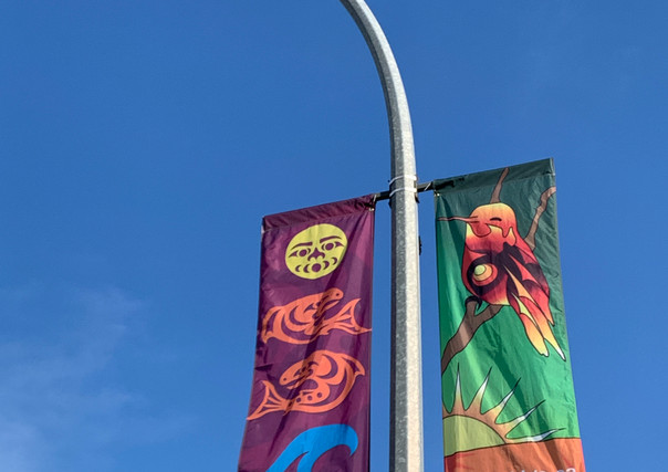 City of Maple Ridge Street Banner