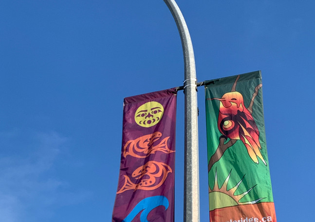 City of Maple Ridge Street Banners