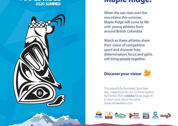 2020 BC Summer Games Logo