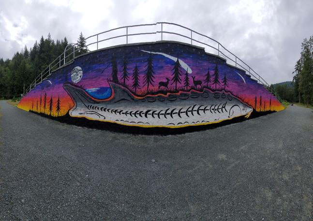 Vedder Bridge Mural Project