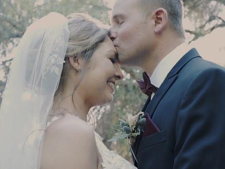 Rich & Brittnee's Wedding Day