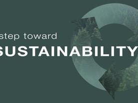 A Step Toward Sustainability