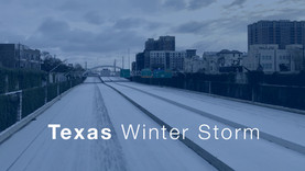 Share Your Story: Texas Winter Storm
