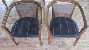 (株)マルニ木工製椅子 修理