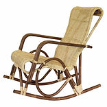 籐椅子 ロッキングチェア