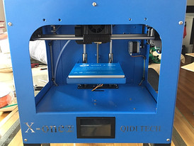 QIDI X-one2 3D Printer Review