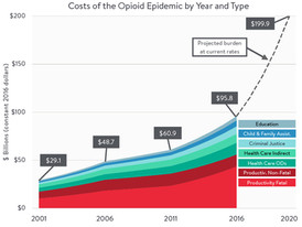 Economic Toll Of Opioid Crisis In U.S. Exceeded $1 Trillion Since 2001