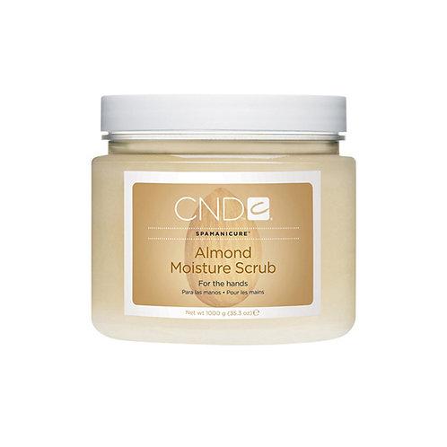 CND™ Almond Moisture Scrub 95g
