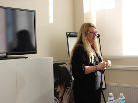 Exclusive competition seminar by MARIAN NEWMAN