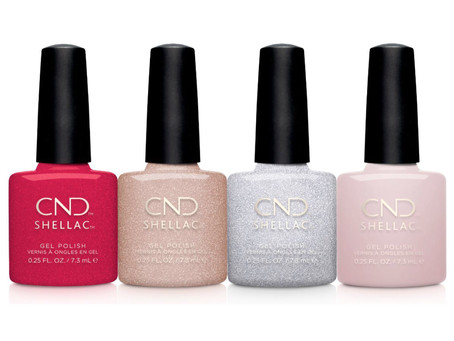 LIGHT UP THE NIGHT! INTRODUCING NIGHT MOVES: THE GLITZY HOLIDAY COLLECTION FROM CND™