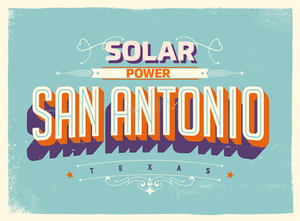 San Antonio Solar Power