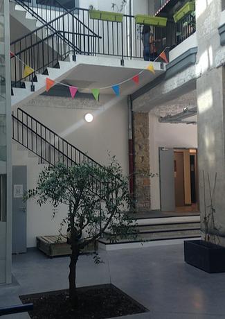 Hévéa, tiers-lieu dédié à l'innovation sociale