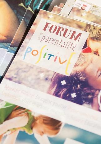 Création d'un forum de la parentalité positive