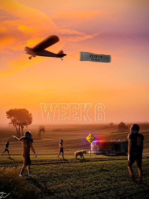 TjW Media, Game Week, Keokuk 9/27/21
