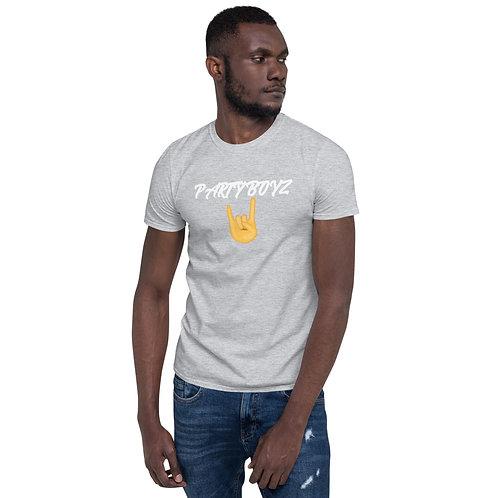 Short-Sleeve PARTY BOYZ version T-Shirt