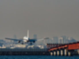 Aeroplane Landing onto an Airport.jpg