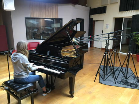 Abbey Road Institute session #6 : Rachel DW