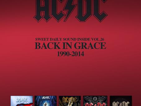 Mixtape confinement #2 : AC/DC - Back In Grace '90-'14