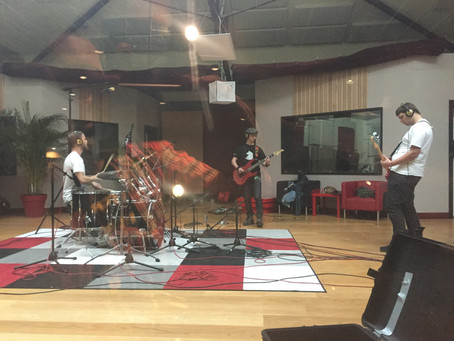 Abbey Road Institute session #5 : Punk Limousines