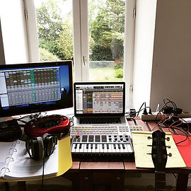En vacances 😩#studiolife #ingeson #prod