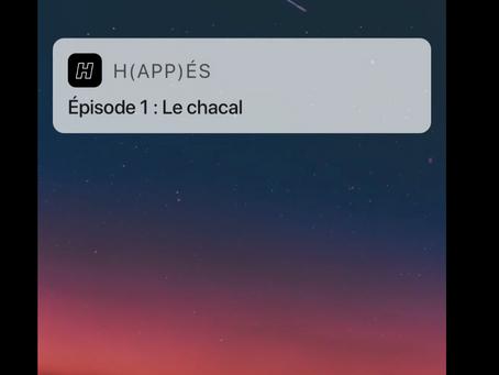 """Premier épisode de La série """"hAPPés"""""""
