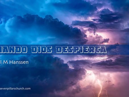 CUANDO DIOS DESPIERTA - El año 2021 - Paul M Hanssen