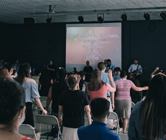 SPC Sanctuary - Worship