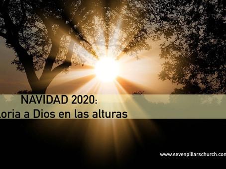 NAVIDAD 2020: Gloria en las alturas - Paul M Hanssen