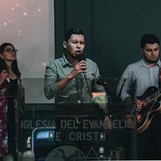 SPC in Worship - Praise team