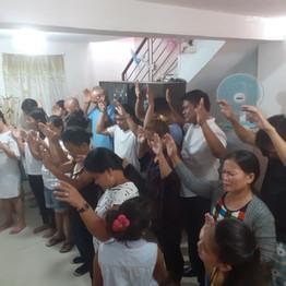 NEW SPC Home Church in Worship