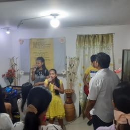 Home Church Praise team