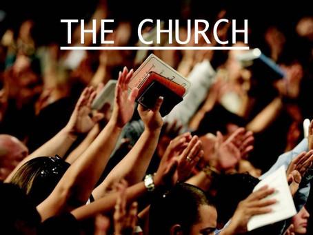 """THE """"CHURCH"""""""