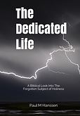 Picture Front Cover Dedicated Life Kindl