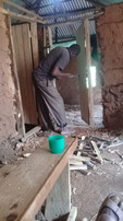 Picture SPC Orphans Home New Doors - 1.j