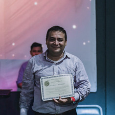 Ps Juan Carlos w/ Ordination Certification