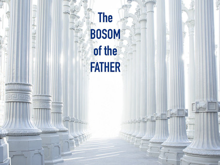 THE ETERNAL MANGER - The Father's Bosom