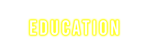 education in yellow neon flat.png