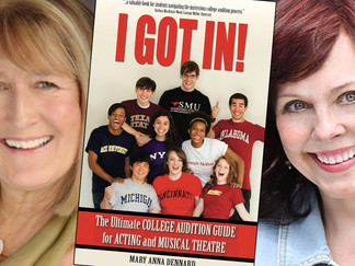 Registration Open for 2016 College Audition Prep Intensive