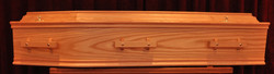 Veneer oak timber handle