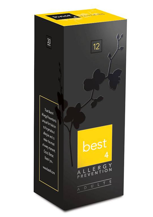 Best4™ Allergy Prevention - Adults