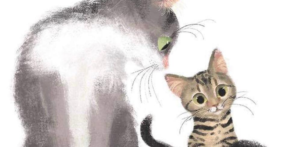 Meet the Illustrator of The New Kitten