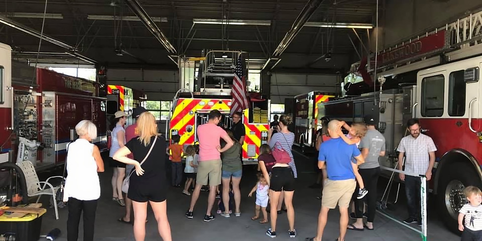 Fire Station Tour (Saturday)