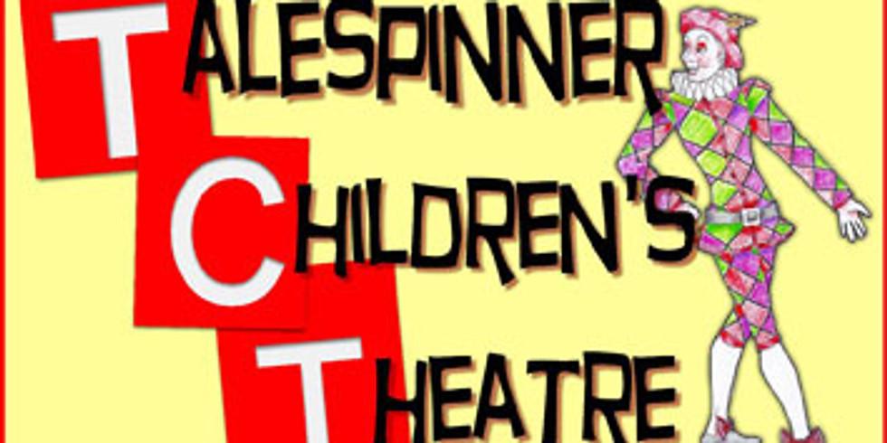 Talespinners Theatre Children Workshop