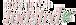 Hosted and Toasted Logo White Stroke Sha