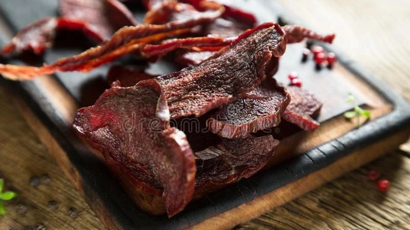 Infused Beef Jerky 200MG