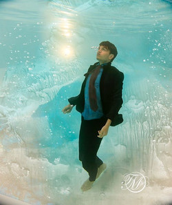 My Senior Underwater Session