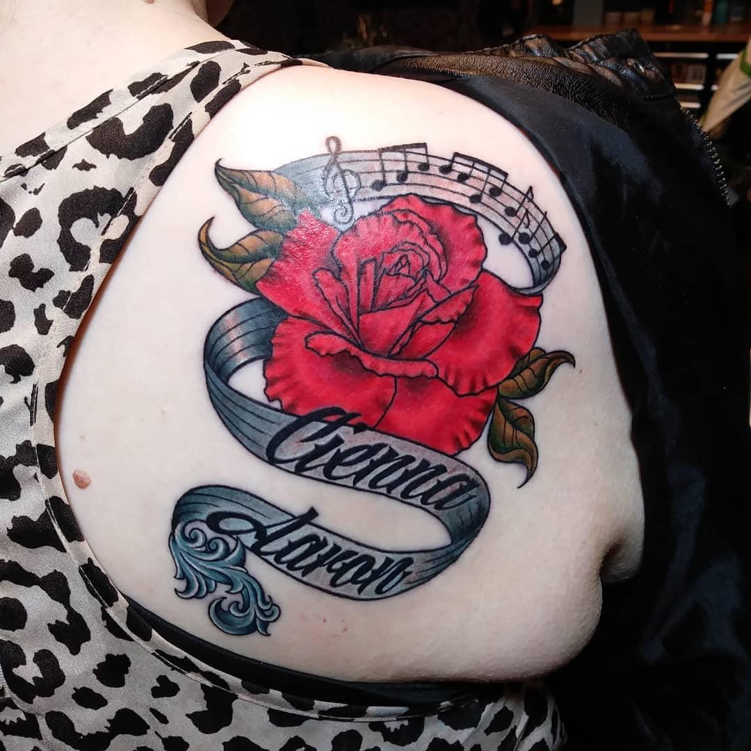 Music Rose