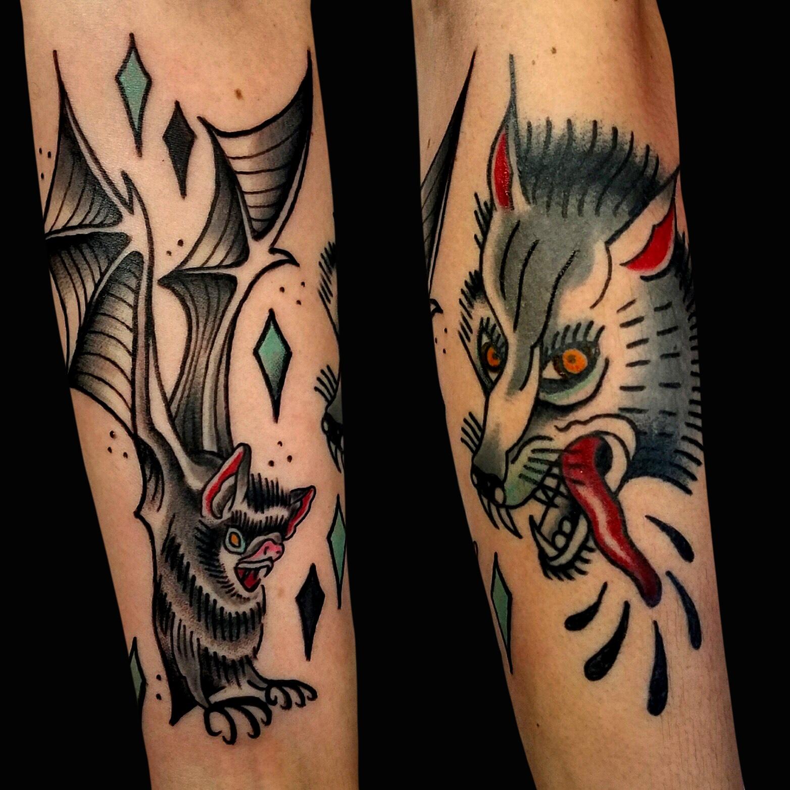 Bat Wolf