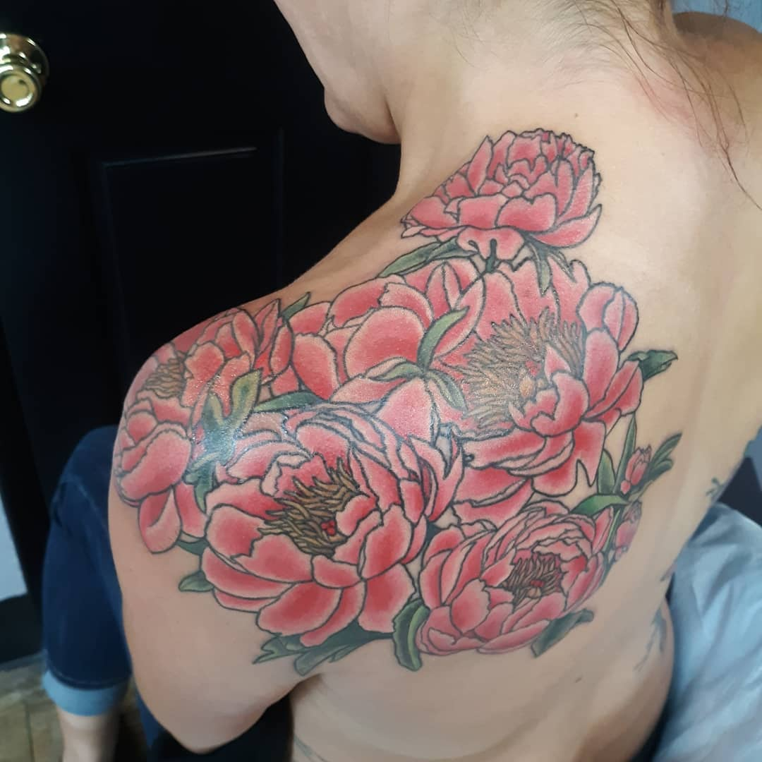 Peony Shoulder Color1