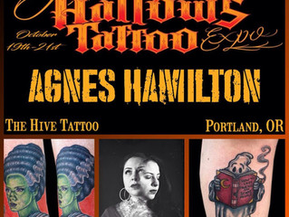 All Hallows Tattoo Expo